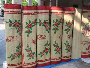 Bảng giá chiếu cói dệt thủ công truyền thống